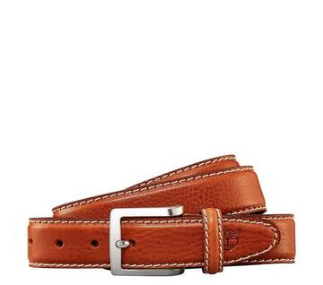 Men's Contrast-stitched Sport Belt