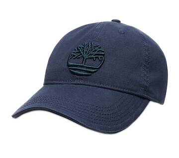 Men's Tree Logo Canvas Cap