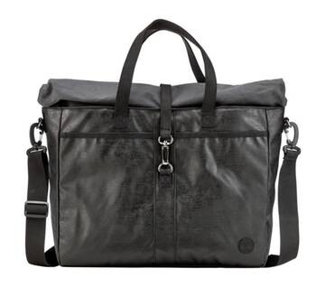 24L Messenger Carbon Shoulder Bag