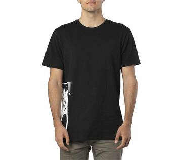 Men's Elongated Logo Tee