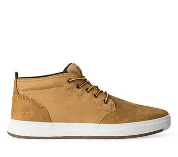 Men's Davis Square Plain Toe Chukka