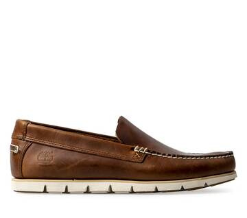 Men's Tidelands Leather Venetian Boat  Shoe