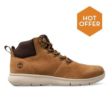 Men's Boltero Leather Hiker Boots
