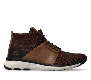 Men's Altimeter Mixed Media Chukka