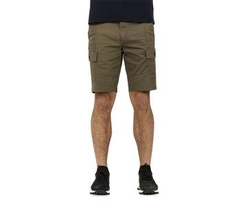 Men's Squam Lake Stretch Ripstop Mix Media Cargo Short