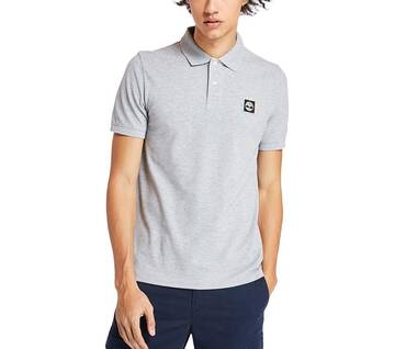 Men's CoolMax® + UV Pique Polo