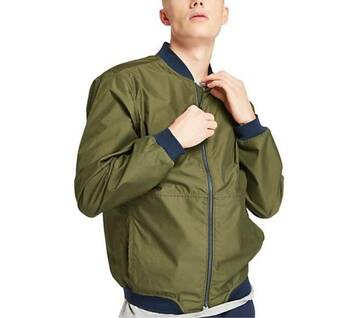 Men's Mount High City Bomber Jacket