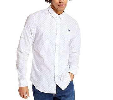 Men's Eastham River Leaf Shirt