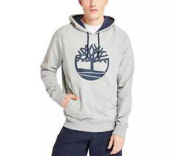Men's Oyster River Tree Logo Hoodie