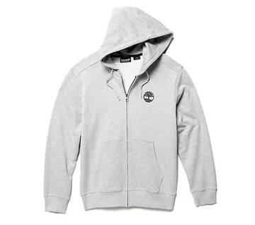 Men's Core Logo Full Zip Hoodie