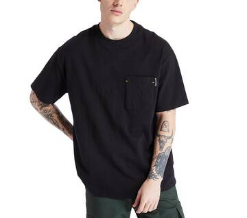 Men's Short Sleeve Workwear Relaxed Tee
