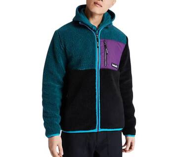 Men's Outdoor Archive Sherpa Fleece Jacket