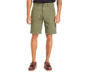 Men's Saregnt Lake Stretch Twill Cargo Shorts