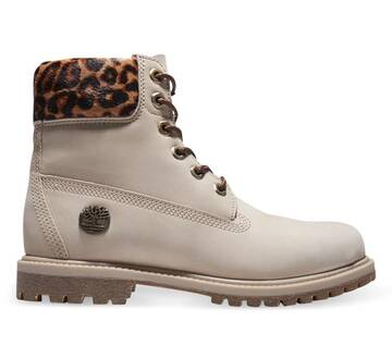 Women's Safari Cheetah 6-Inch WP Boots