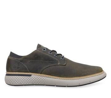 Men's Crossmark Leather Sneakers