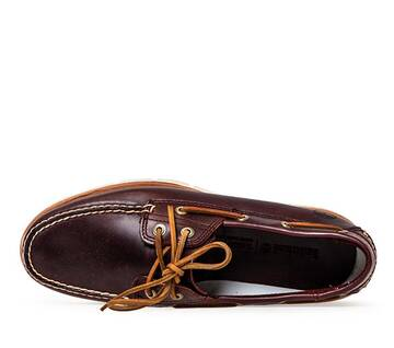 Men's Tidelands 2-Eye Leather Boat Shoe
