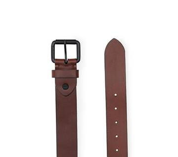 Buffalo Roller Buckle Belt