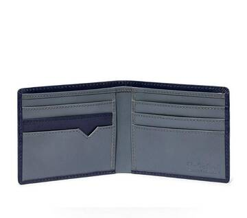 Men's Smooth Leather  Wallet