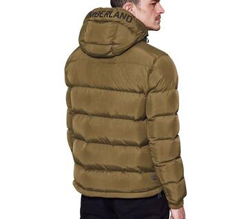 Men's Puffer Pullover Jacket