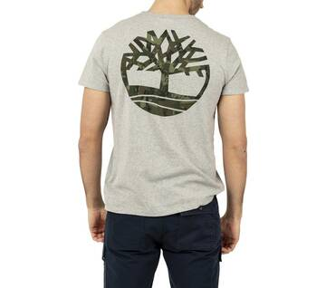 Men's Camo Back Logo T-Shirt