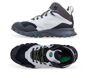 Mens Garrison Trail Waterproof Mid
