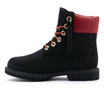 Women's 6-Inch Chinese New Year Premium Waterproof Boot