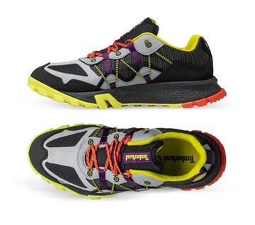 Men's Garrison Trail Waterproof Low Hiking Shoes