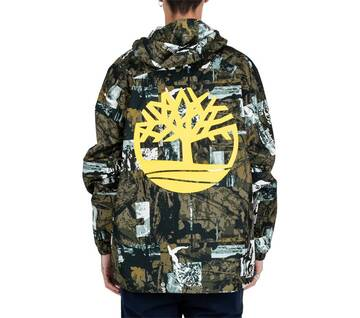 Men's Urban Camo Windbreaker