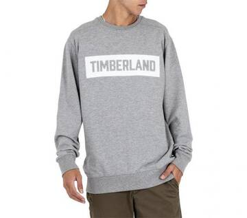 Men's Emboshed Logo Sweater